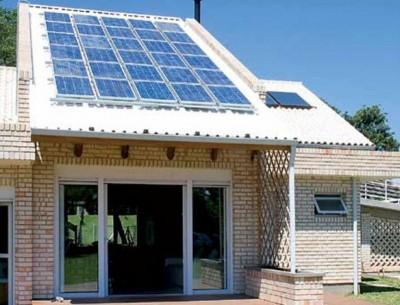 Energia solar fotovoltaica com térmica